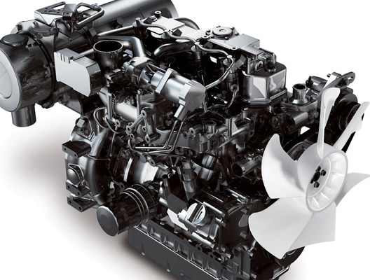 Water-cooled Diesel Engines