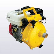 5155H with Honda GX160 Engine