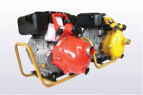 TPP100E-5210C/Y & TPP100E-5110C/Y with Yanmar L100N Diesel Engine