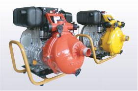 TPP70E-5234C & TPP70E-5134C with Yanmar L70N Diesel Engine