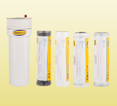 Davey Filterpure® carbon and purification filters