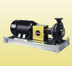 Long Coupled ISOspec® CF Pumps