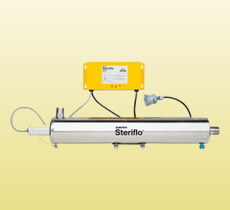 Steriflo Domestic UV Disinfection