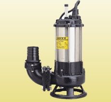 Cutter Sump Pump