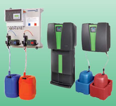 Oxiperm® Chlorine dioxide systems