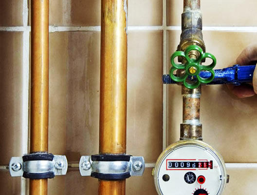 Cold, Hot Water & Sanitary Plumbing
