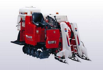 2-Row Combine Harvester Ee-30