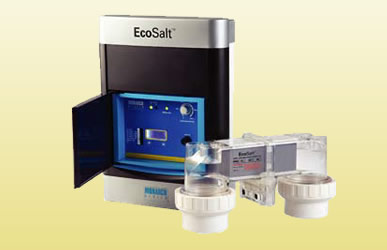 Salt Water Chlorinators