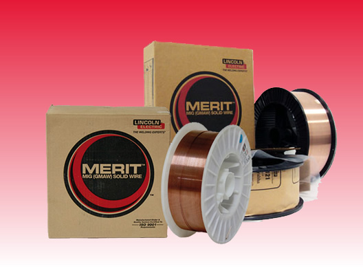 Merit® GMAW Solid Wire