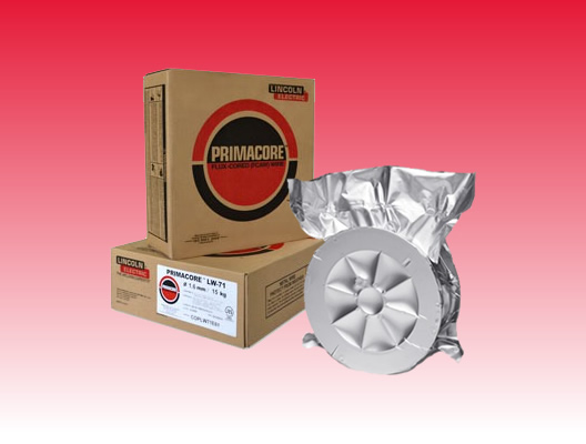 Primacore® LW-71 Flux Cored Wire