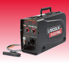 LN-25 PRO Dual Power Wire Feeder