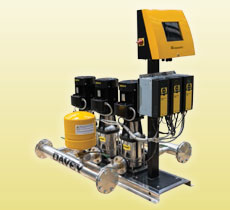 Monsoon IQ Variable Speed Pump Set